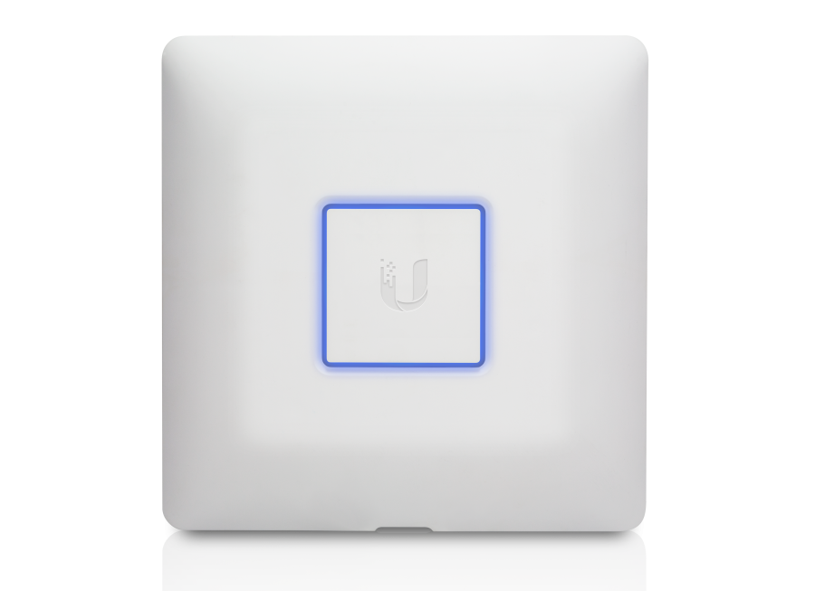 Ubiquiti UAP-AC Dual-Band 802.11AC, capable of 1300 Mbps